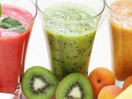 30 рецептов смузи, которые подействуют на твой организм как щетка