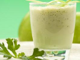 Ананасовый сок и огурец для очистки толстой кишки и похудения за 7 дней