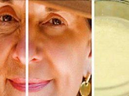 Домашний крем для омоложения кожи лица и избавления от морщин!