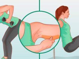 Избавляемся от жировых отложений на руках: 15 простых упражнений с гантелями и без