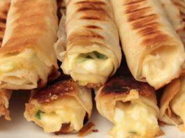 Идеальная закуска из лаваша: для пикника и не только