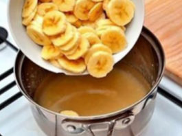 Банан, сваренный с корицей: самое большое и самое мощное средство вместо любой таблетки