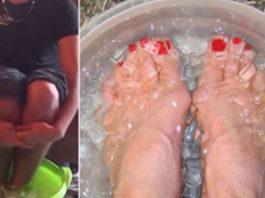 Техника из Японии: поместив ноги в эту смесь, вы забудете о болях в ногах, устраните токсины, укрепите иммунитет и не только!