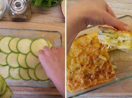 5 рецептов диетических блюд из молодых кабачков. В овощной сезон каждой хозяйке пригодится!
