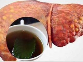 Этот уникальный напиток очищает вашу печень и сжигает брюшной жир!
