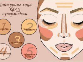 Как сделать макияж, как у супермоделей