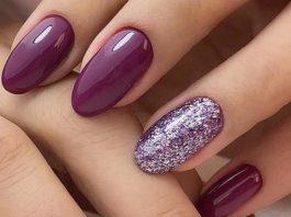 Осенний маникюр на короткие ногти: стильные тренды