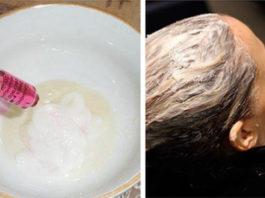 Маска для здоровых и густых волос. Вы не узнаете свои волосы через месяц