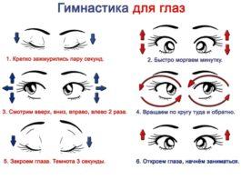 Как улучшить зрение с помощью гимнастики для глаз