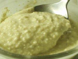 Молотый рис и грецкие орехи против морщин: доступное средство от старости на лице