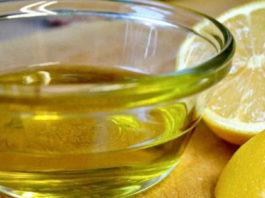 Оливковое масло и лимон — мощнейшее средство для очистки печени. 100% результат