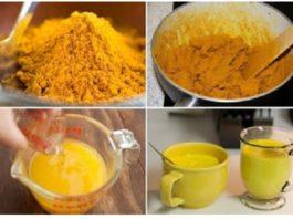 Пей чай из куркумы, чтобы активировать работу печени и вывести из организма токсины