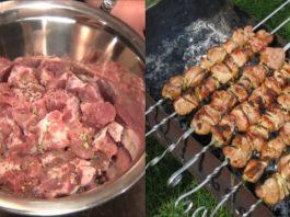 Тесть-грузин научил правильно мариновать шашлык: спасет даже самое жесткое мясо