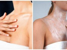 Уникальная маска для шеи и зоны декольте… Дает мгновенный эффект