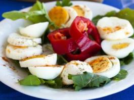 Диета из вареных яиц: Можно сбросить 11 кило за 2 недели