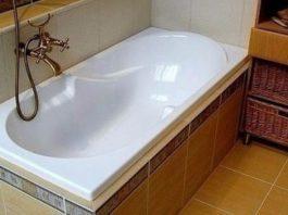 Как сделать ванну белоснежной и отмыть плиту за 5 минут
