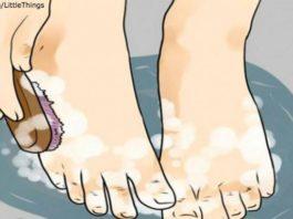Опустите ноги в яблочный уксус — и болезни уйдут. Это просто восхитительно