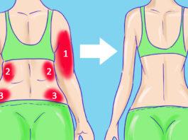 Упражнения для быстрого результата. Вот как избавиться от складок на спине и боках