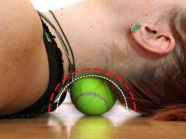 Заменить курс дорогого массажа, быстро убрать боль в спине (за 6 минут!) поможет круглый, самый обычный