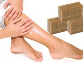 Как применять хозяйственное мыло от варикоза: 3 проверенных рецепта
