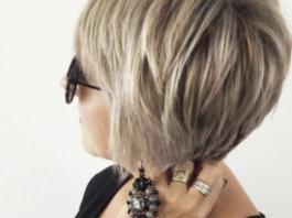 Красивые и простые короткие стрижки для женщин старше 50 лет: больше 60 стильных вариантов