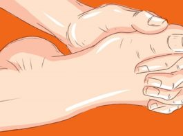 Необычное упражнение «Переплетение пальцев»