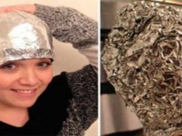 Все спрашивают, почему мои волосы стали такими красивыми… Мой секрет — маска с алюминиевой фольгой