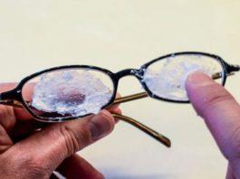 6 способов удаления царапин даже на дорогих очках