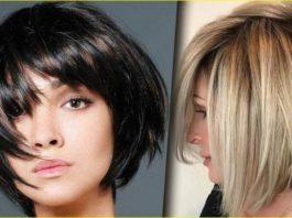 """Как правильно выбрать модель стрижки """"каре"""" по форме лица: 13 модных примеров"""