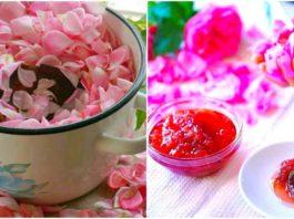 Лепестки чайной розы несут здоровье