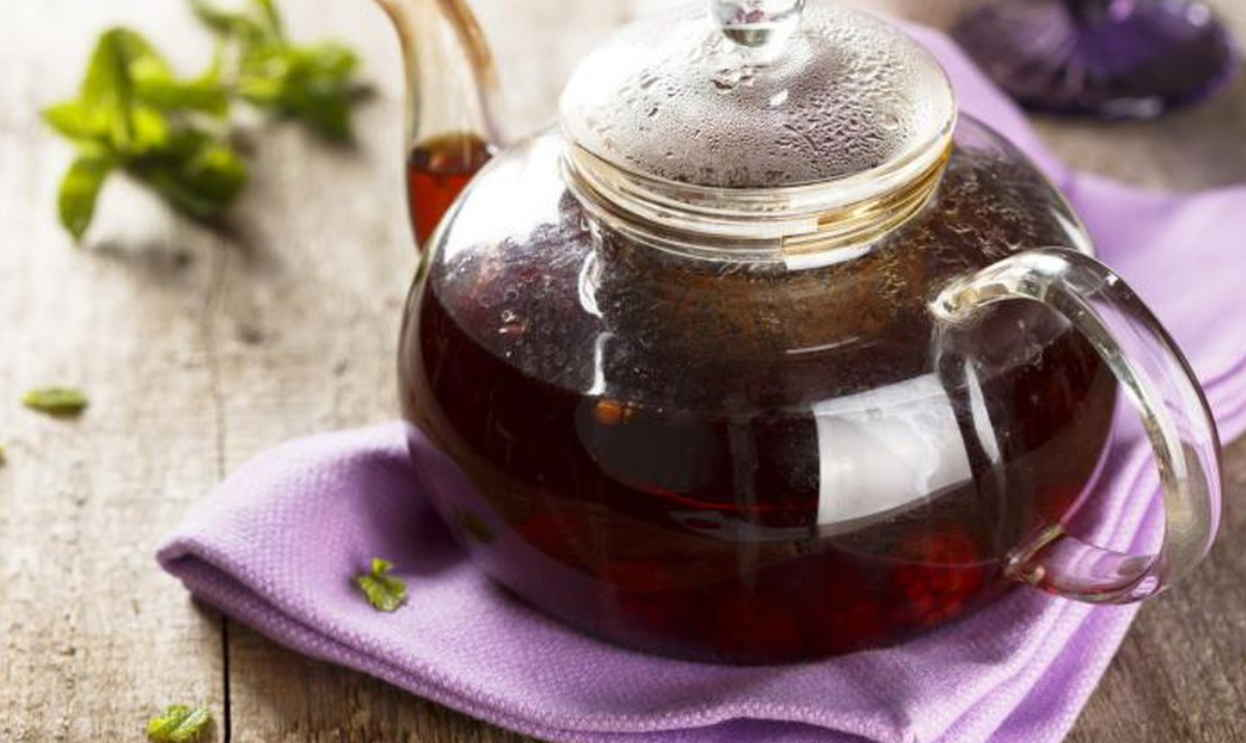 Очень ценный чай из цвета бузины черной: старый рецепт