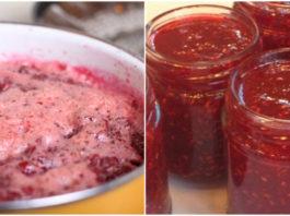 Варенье-пятиминутка в 1 прием из любого вида ягод: никакой длительной варки, все витамины на месте