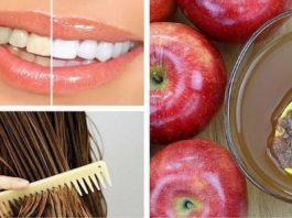 Яблочный уксус – незаменимое средство для молодости и красоты