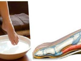 Целебный раствор, который способен вытянуть из ног болезнь и боль