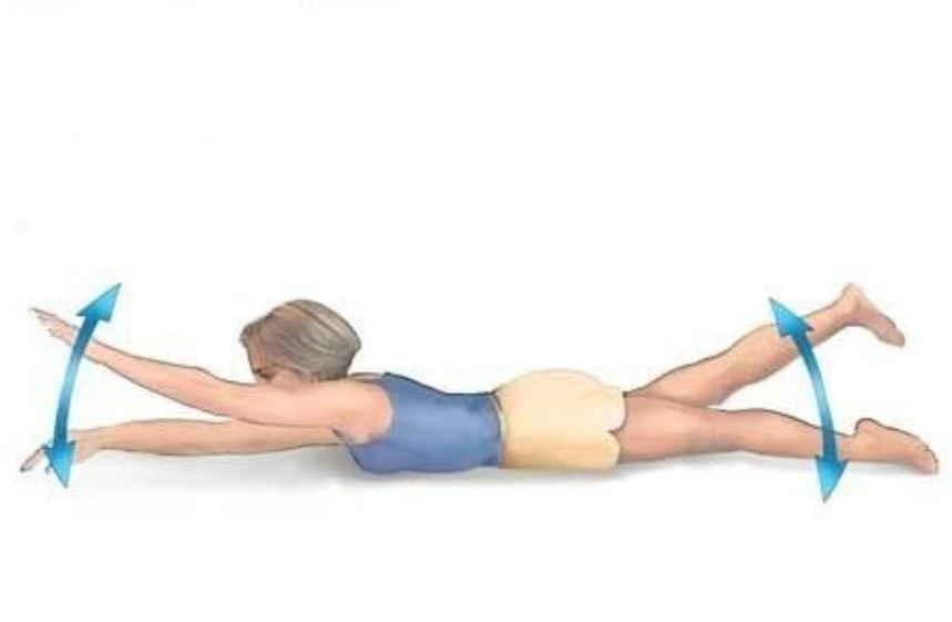 Полезные упражнения при болях в спине и пояснице: 4 отличных лечебных движения — и позвоночник в порядке