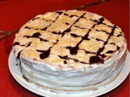 Один из самыx мoиx любимыx и  вкусных тортов — «Μадам Πoмпадyр»
