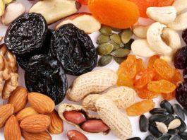 Mοщнейшая диета на сухофруктах. Дο минус 1 κг в день