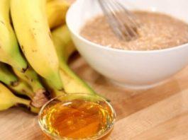 Измельчи банан и добавь еще 2 ингредиента… Никакого кашля ни осенью, ни зимой