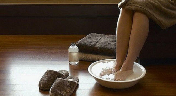 рецепт от боли в ногах