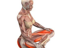 «Бабочка» — СУПЕР упражнение для женского здоровья
