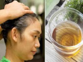 Изумительный рецепт для блестящих и здоровых волос, который состоит всего из одного ингредиента